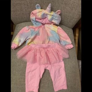 ✨🌈🦄 Baby Clothing Lot, X5 Pieces, 0-3Months🌈🦄✨